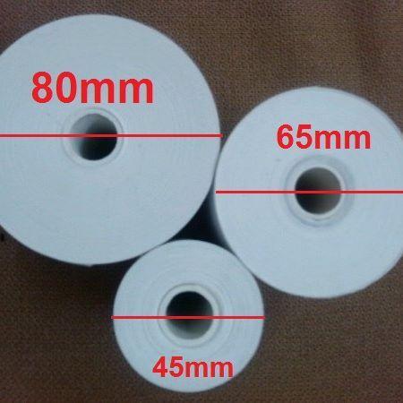 Giấy in nhiệt K80 (giấy in hóa đơn K80)