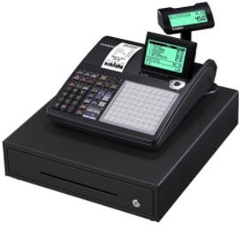 Máy tính tiền CASIO SE-C450