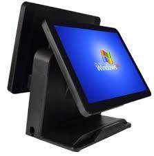 Máy tính tiền cảm ứng 2 màn hình POS TWO LX 8000 i5 Ram 4gb
